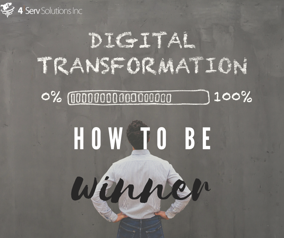 How to prioritize digital transformation to make it a winner